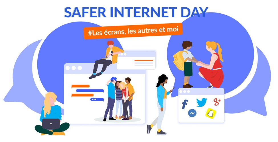Safer Internet Day Visuel