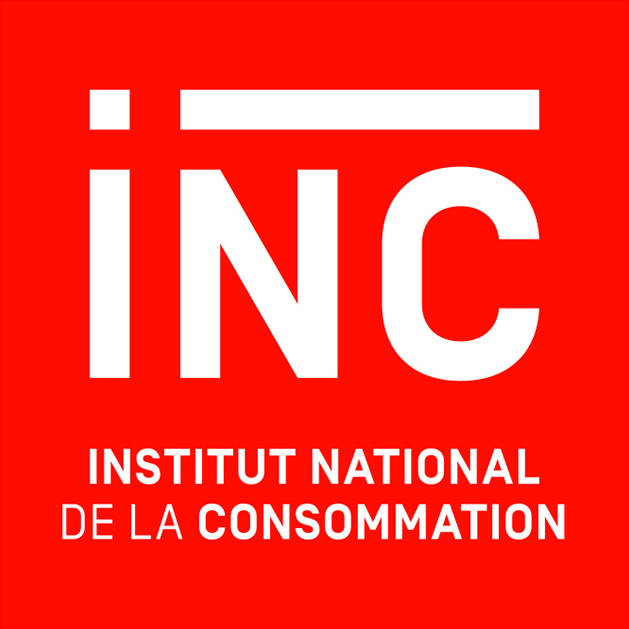 logotype INCInstitut National de la consommation